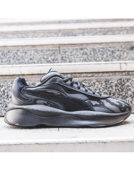 PUMA RS-PURE THE HUNDREDS BLACK