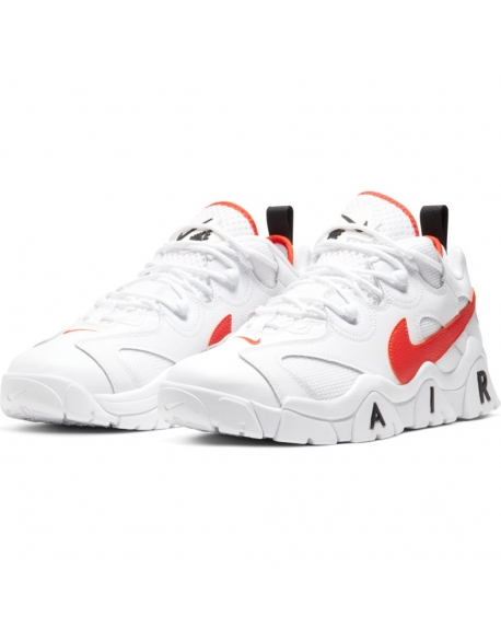 NIKE AIR BARRAGE LOW EMB TEAM ORANGE