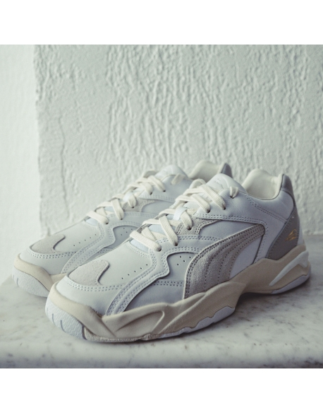 PUMA PERFORMER LUXE.WHITE