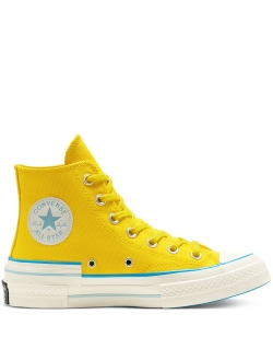 CONVERSE CHUCK 70 - HI SPEED YELLOW/SAIL BLUE/EGRET
