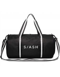 SLASH BIG BAG BLACK