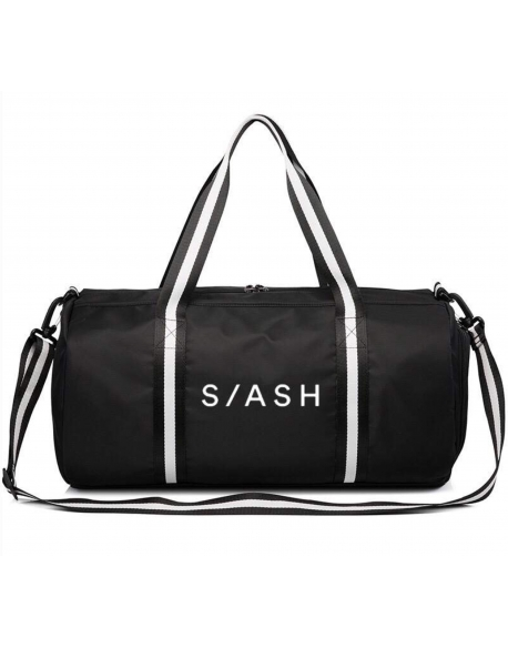 SLASH BIG BAG BLACK