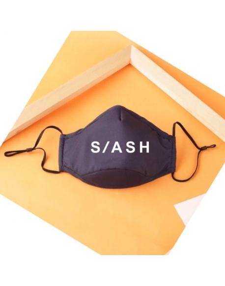 MASQUE SLASH MONOGRAMME BLACK