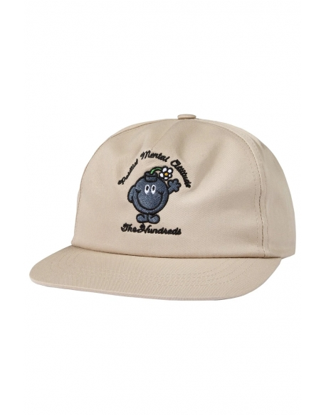 THE HUNDREDS GRAVEL SNAPBACK
