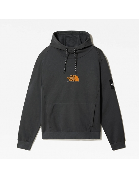 THE NORTH FACE FINE ALPINE HD ASPHALT GREY