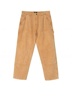 STUSSY WASHED CANVAS WORK GOLD