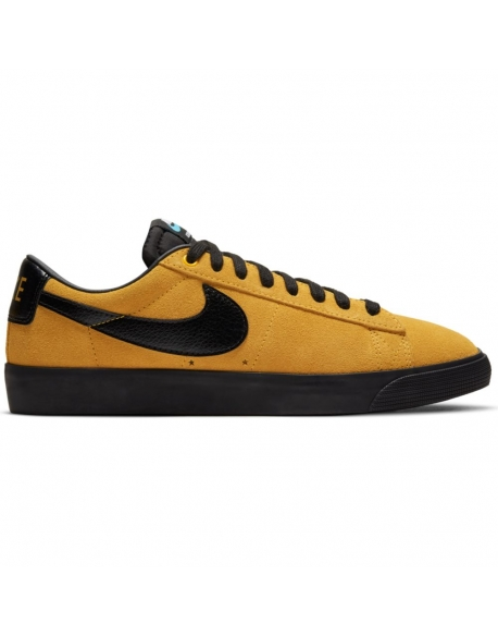 NIKE SB BLAZER LOW GT UNIVERSITY GOLD