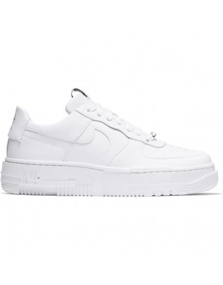 NIKE AIR FORCE 1 PIXEL WHITE