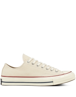 CONVERSE CHUCK TAYLOR 70 LOW PARCHEMENT/GARNET/EGRET