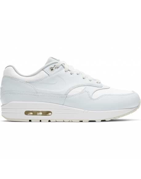 NIKE AIR MAX 1 ASPARGUS WHITE
