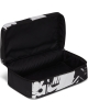 NIKE SPORTSWEAR SHOE BOX BAG BLACK WHITE