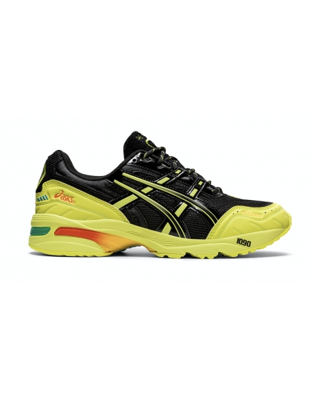 ASICS IAB STUDIO X GEL 1090 BLACK/LIME ZEST