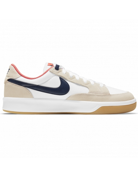 NIKE SB ADVERSARY PREMIUM WHITE/MIDNIGHT NAVY