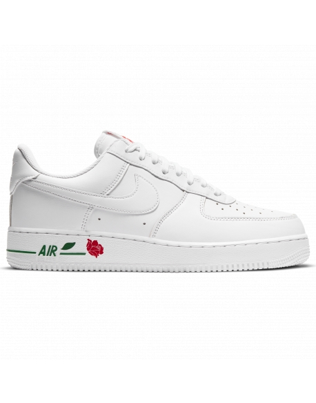 "NIKE AIR FORCE 1 '07 LX ""HAVE A NIKE DAY"" WHITE"