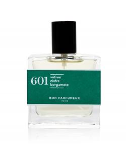 601 : vétiver / cèdre / bergamote