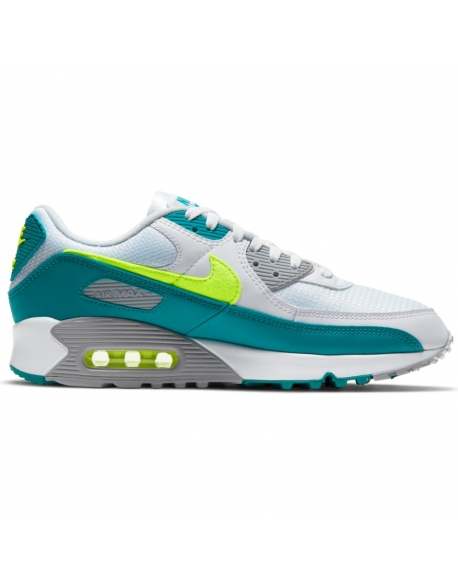 NIKE AIR MAX III WHITE / LIME