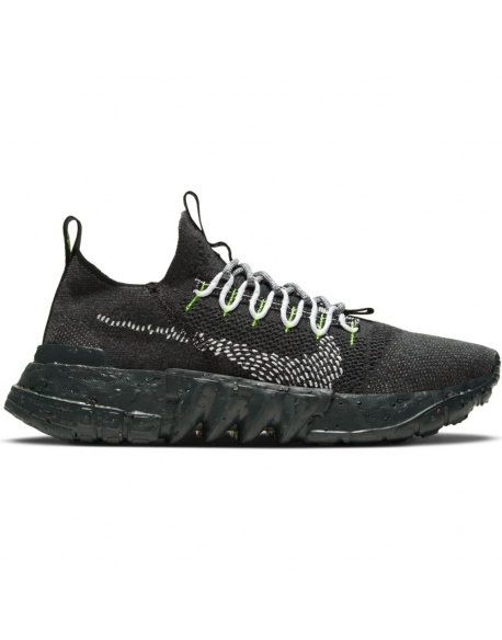NIKE SPACE HIPPIE 01 ANTHRACITE/WHITE-BLACK-VOLT