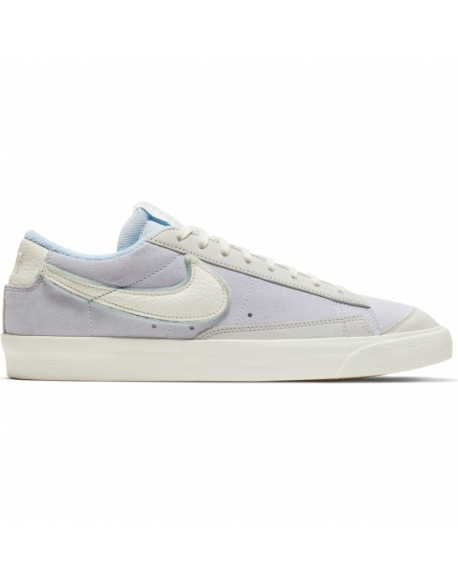 NIKE BLAZER LOW VINTAGE 77 GREY PSYCHIC BLUE