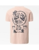 THE NORTH FACE HIMALAYAN BOTTLE SOURCE TEE EVENING SAND PINK