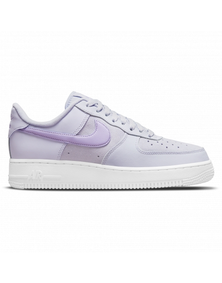 NIKE AIR FORCE 1 '07 ESSENTIAL PURE VIOLET/LILAC-WHITE