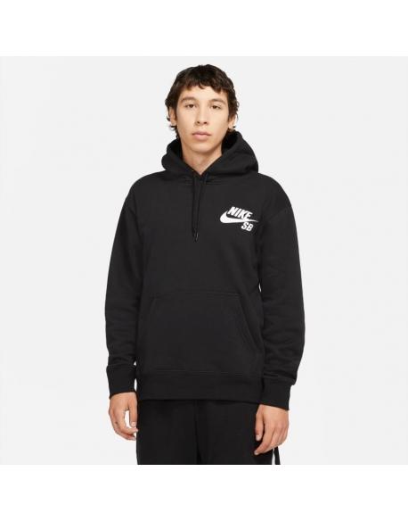 NIKE SB ICON BLACK/WHITE Vêtements CW7064-010