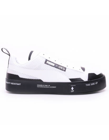 Puma Court Play SlipOn X UEG White