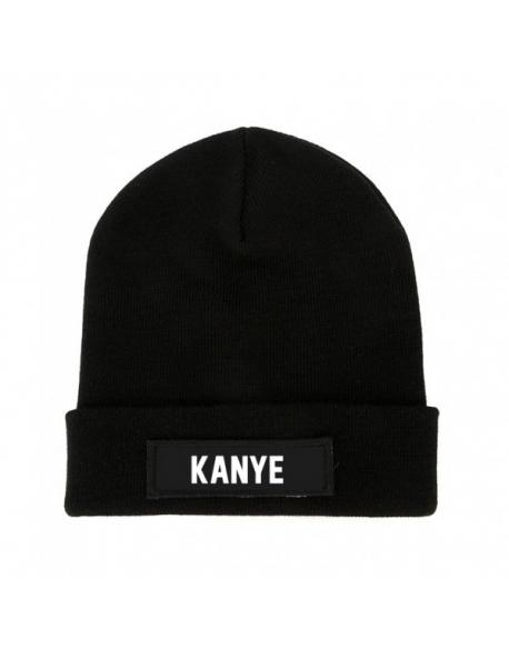 Le Artists Beanie patch Kanye
