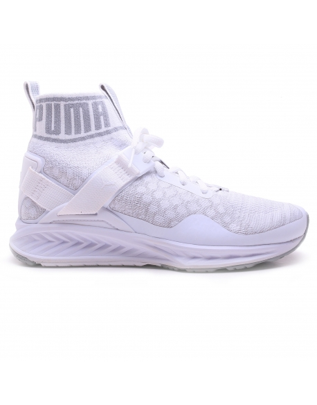 Puma Women Ignite Evoknit White