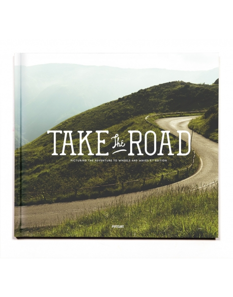 Livre Take The Road - Deus Ex machina