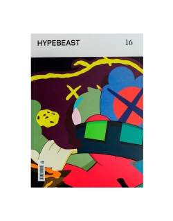 Hypebeast Issue 16 - The Projection Issue