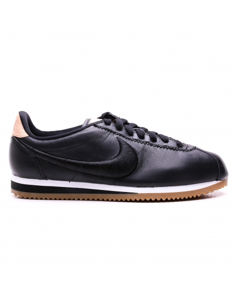 Nike Classic Cortez Leather Premium Black