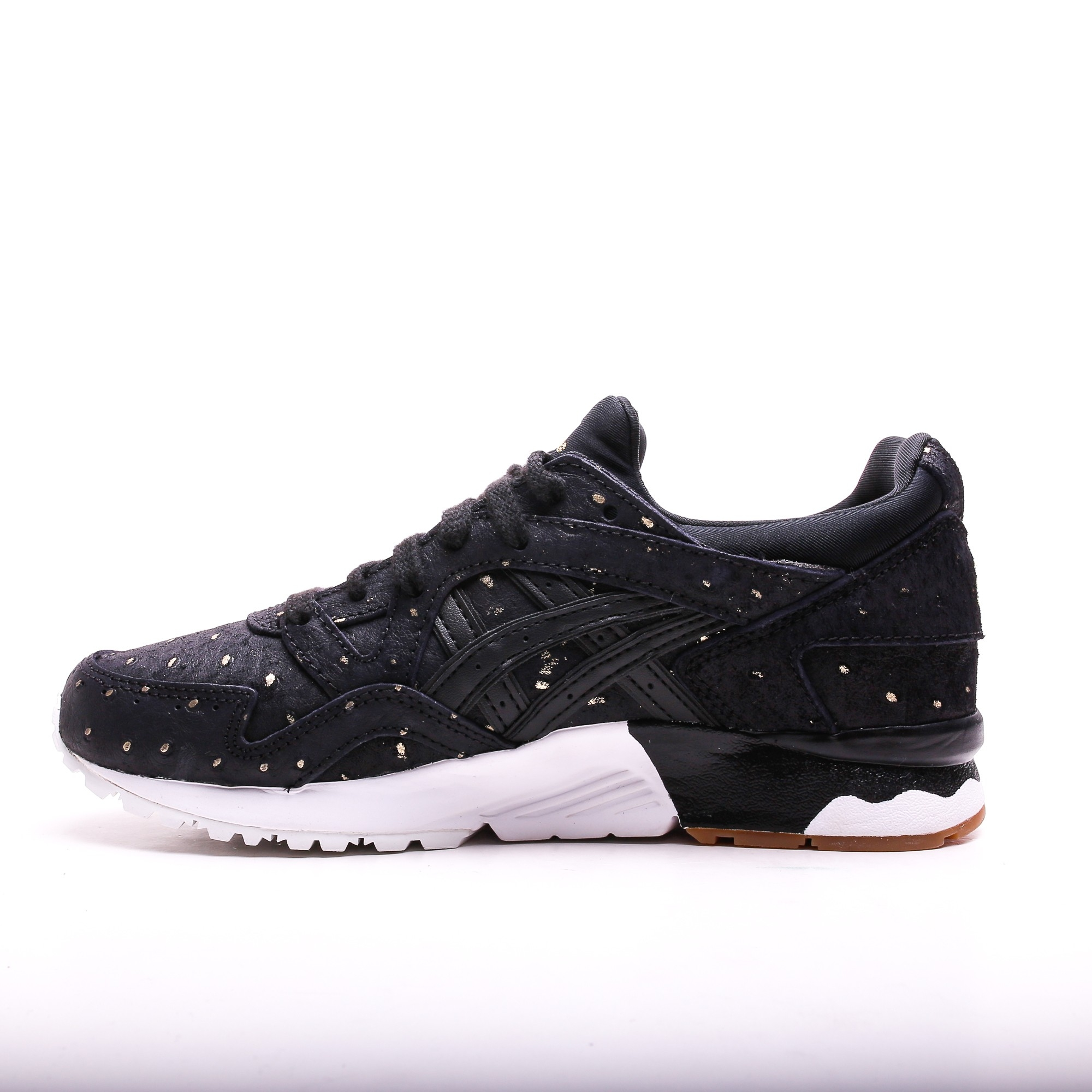 asics gel lyte v black dot gold slash store. Black Bedroom Furniture Sets. Home Design Ideas