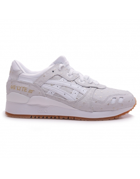 Asics Gel Lyte V Blanc - Or