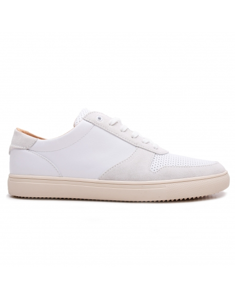 Clae Gregory SP White leather