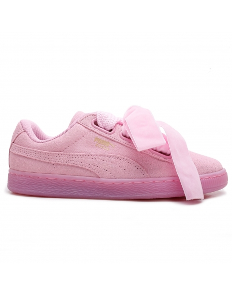 Puma Suede Heart Rose