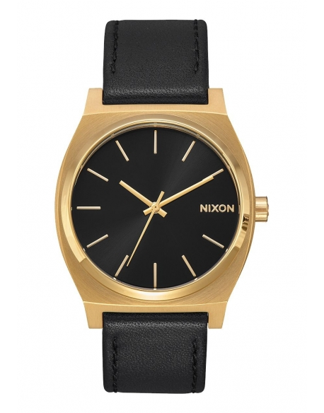 Nixon Time Teller Black / Gold