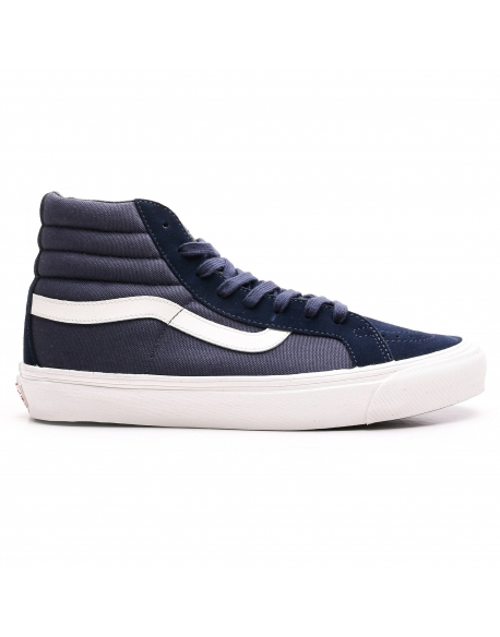 Vans Vault Sk8-Hi Lx Blue Night