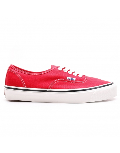 Vans Anaheim Factory Authentic 44 DX - Rouge