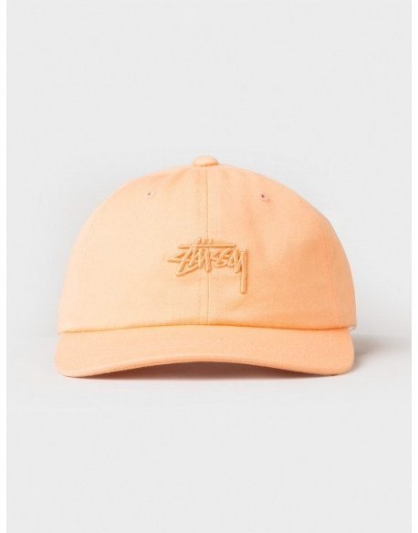 Stussy Tonal Stock Low Cap Orange