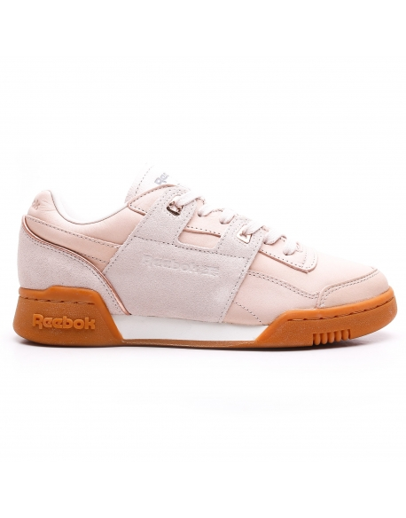 Reebok WORKOUT LO PLUS GOLDEN