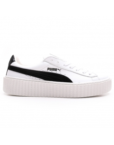 Puma FENTY Rihanna Creepers White Leather