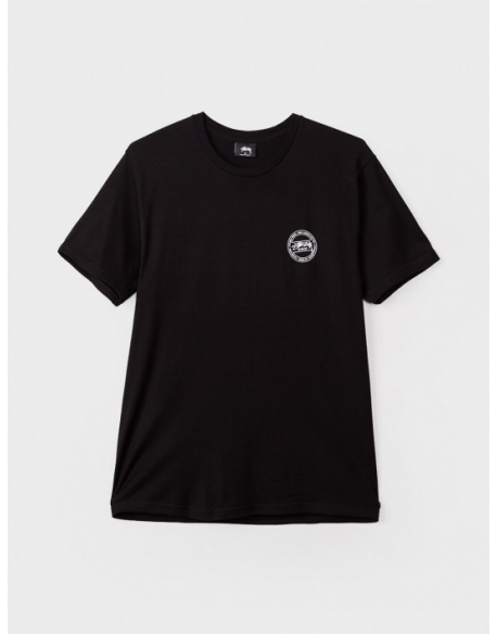 Stussy Tee Isle of Dreams Black