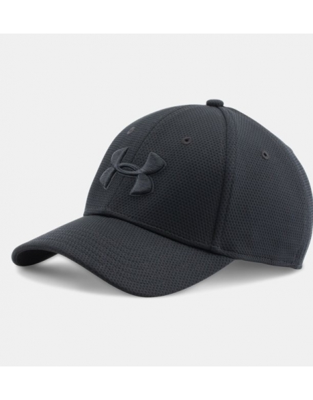 Under Armour Casquette stretch UA Blitzing II Noir -Noir
