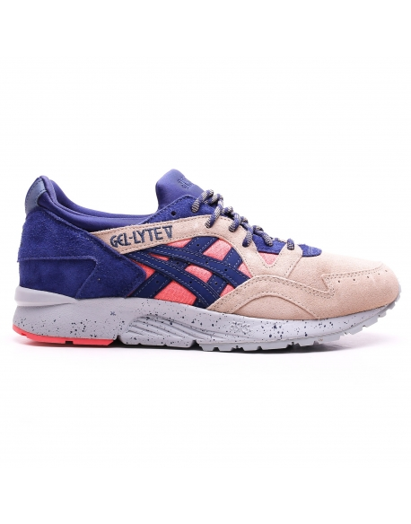 GEL LYTE V PEACH INDIGO BLUE