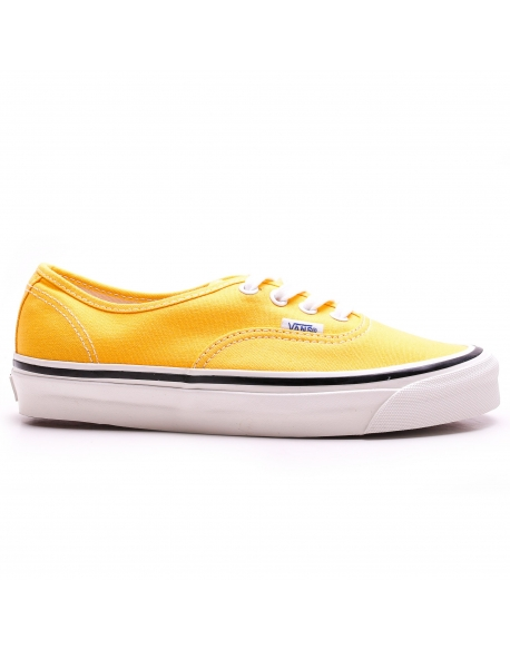 Vans AUTHENTIC 44 DX ANAHEIM CANVAS Jaune
