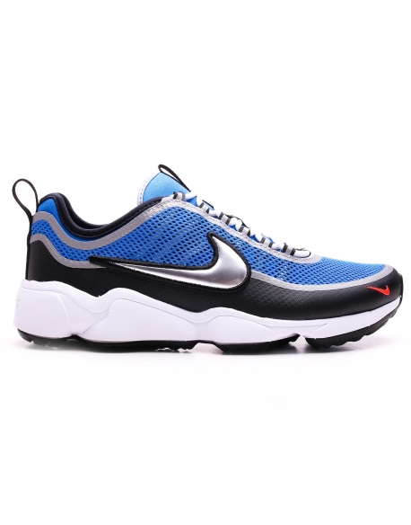 NIKE MEN'S AIR ZOOM SPIRIDON SHOE BLUE
