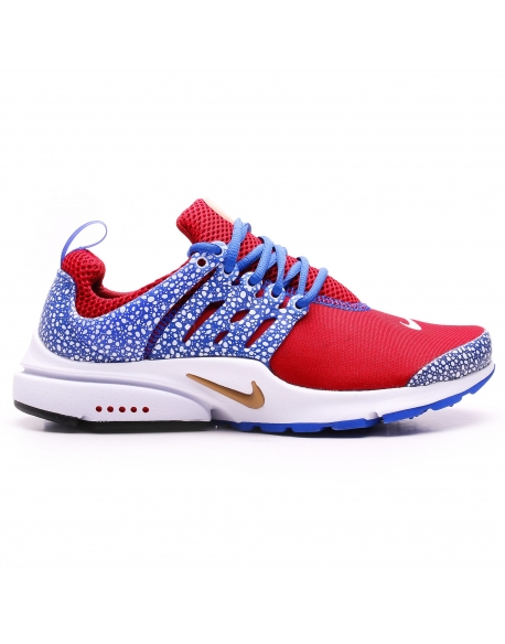 NIKE AIR PRESTO QS SAFARI RED