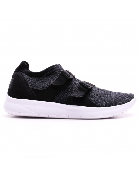 NIKE MEN'S AIR SOCK RACER ULTRA FLYKNIT SHOE BLACK
