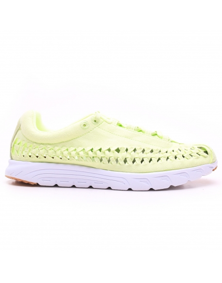 NIKE WOMEN'S MAYFLY WOVEN QS SHOE LT LIQUID LIME