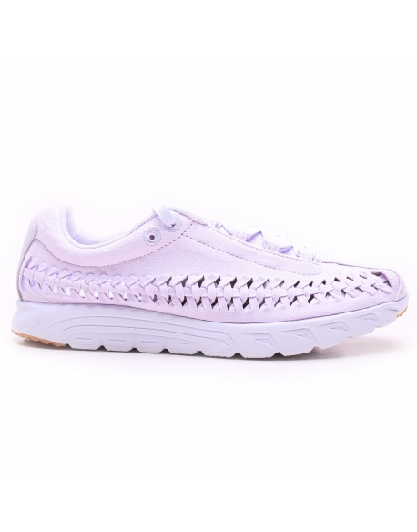 NIKE WOMEN'S MAYFLY WOVEN QS SHOE BARELY GRAPE